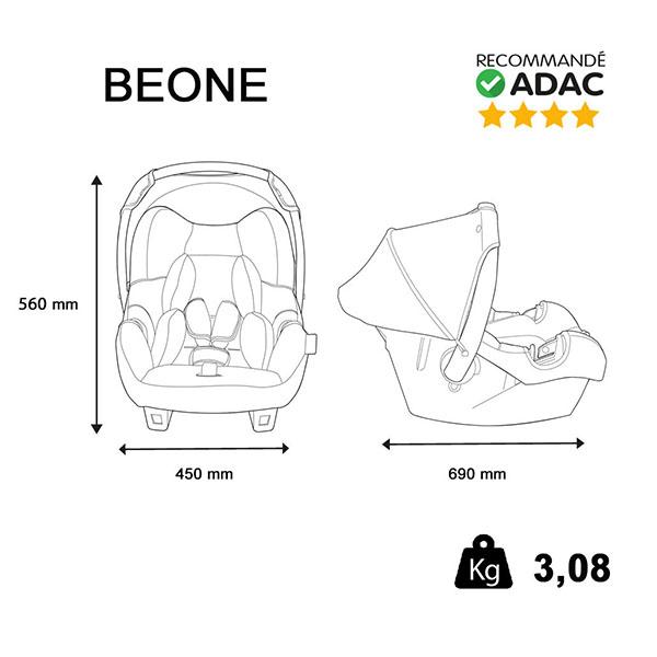 beone-dimensions
