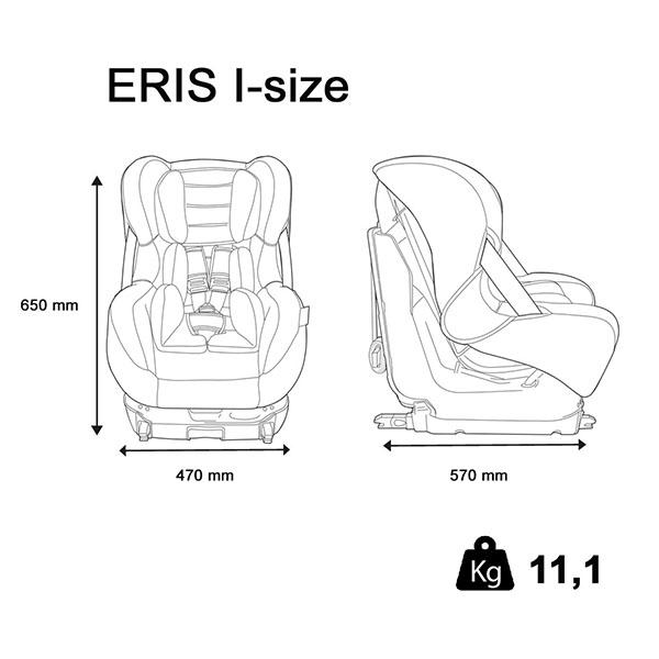 eris-isize-dimensions